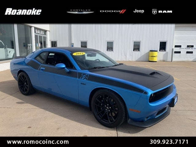 2019 Dodge Challenger R T Scat Pack In Roanoke Il